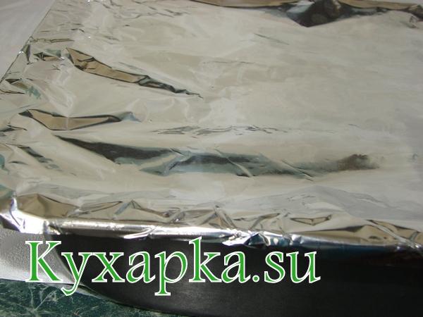 запекать картофель в духовке - рецепт на Kyxapka.su