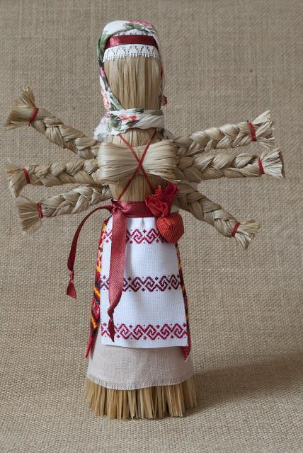 Кукла Филипповка(Шестиручка)