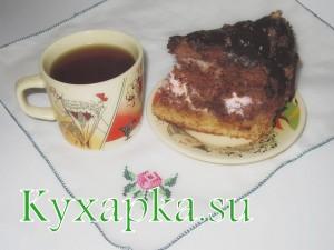 Тортик к чаю воскресный
