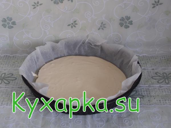 Пирог с капустой за 40 минут
