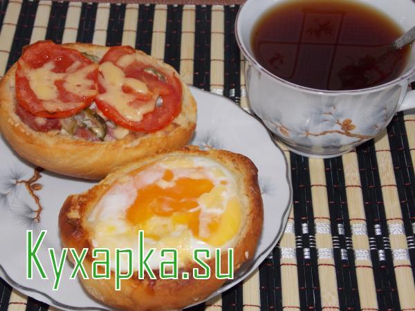 Готовим хрустящий завтрак