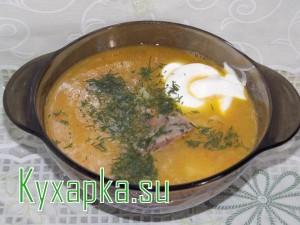 Готовим суп гороховый