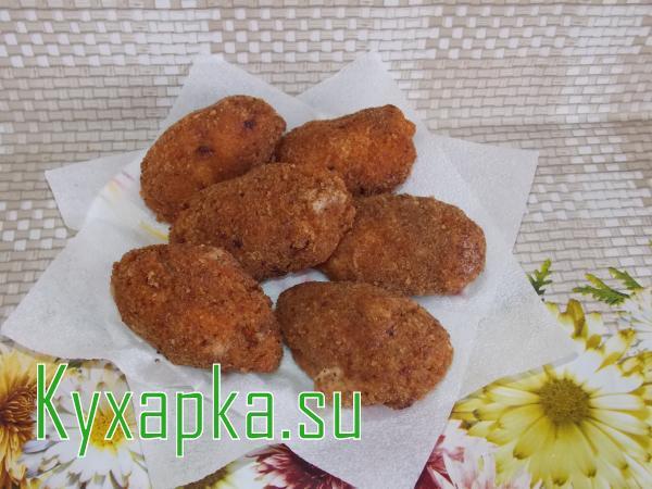 Как готовить котлеты по киевски рецепт с фото