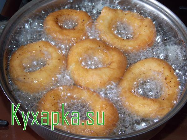 Творожные пончики рецепт с фото