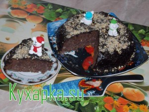Как готовить торт: Шоколадный принц
