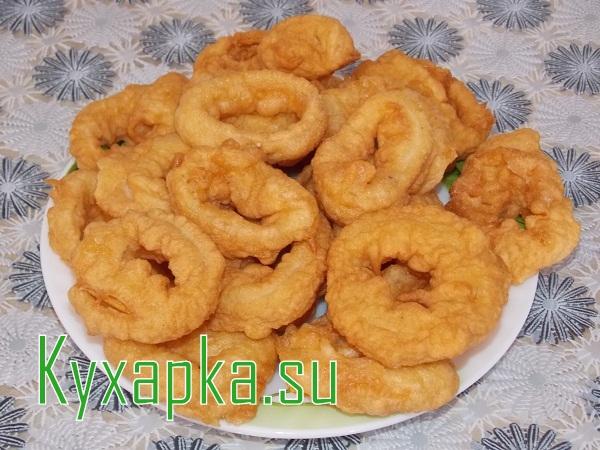 кальмары в кляре рецепт с фото от юлии высоцкой