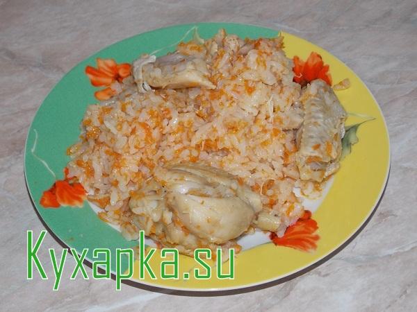Три блюда из одной курицы