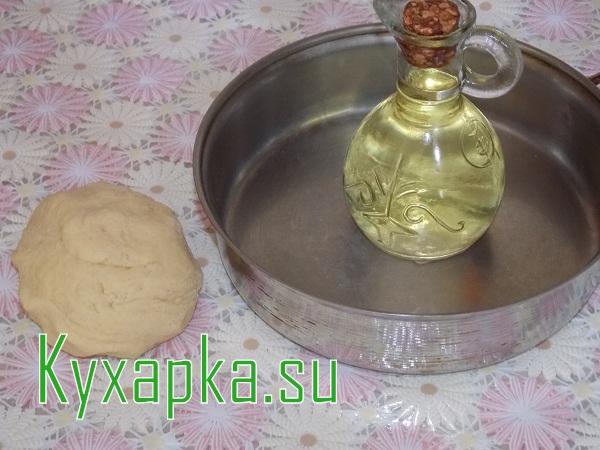 Картофельные ушки и пышки к чаю
