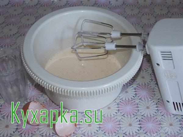 Кексы со сгущенкой: фото рецепт выпечки