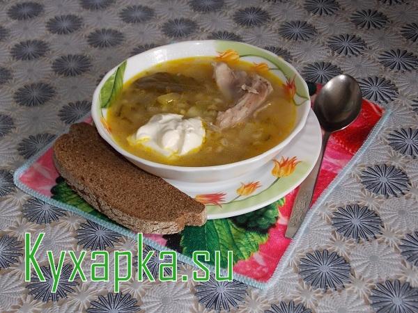 Рассольник суп: Ленинградский