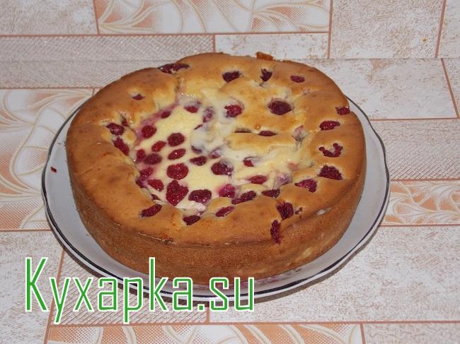 Творожный пирог: Торопыжка