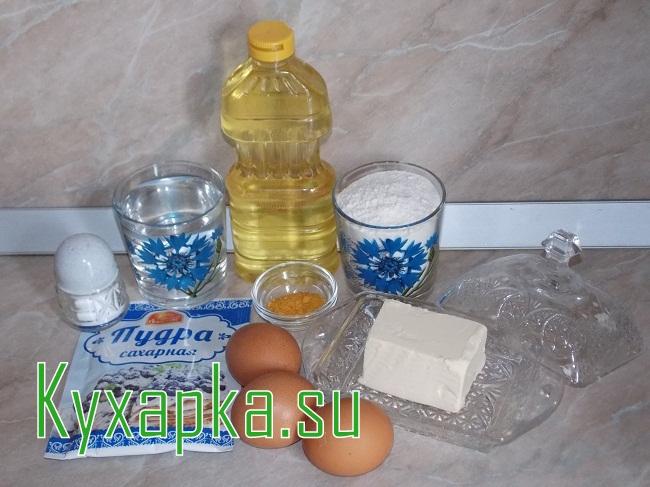 Чуррос: рецепт пончиков из заварного теста на Kyxapka.su