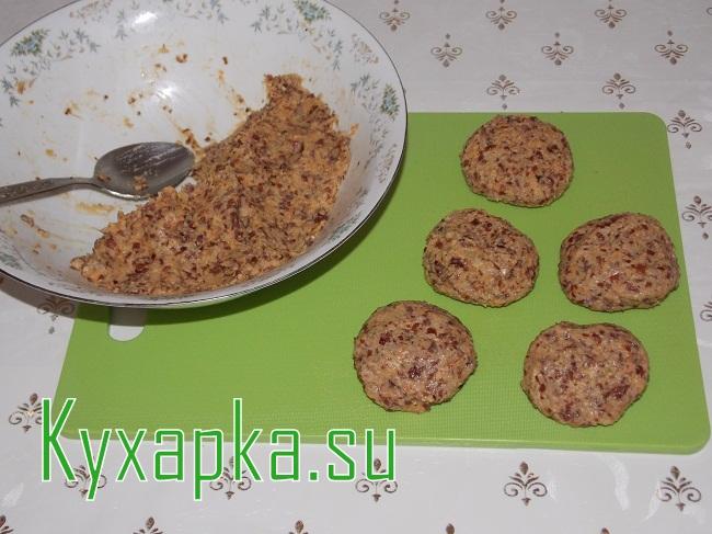 Приготовьте вкусные котлеты из фасоли на Kyxapka.su