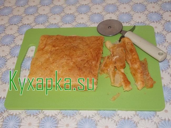 Торт Наполеон с кремом Шарлотт на Kyxapka.su