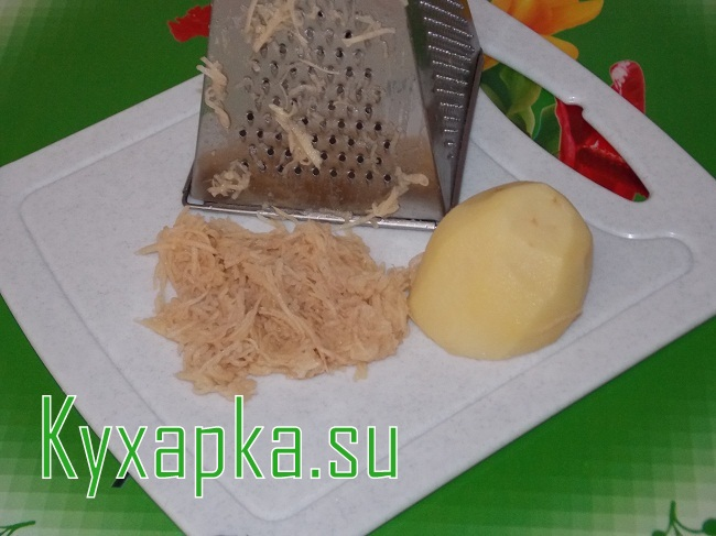 Котлеты с сюрпризом на Kyxapka.su
