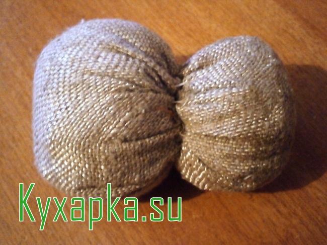 Куколка оберег для детской кухни  на Kyxapka.su