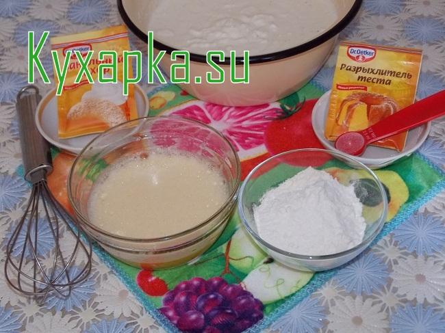 Оладьи из манки на Kyxapka.su