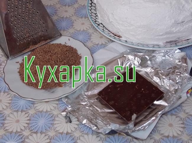 Бисквитный торт: соорудив десерт на скорую руку на Kyxapka.su