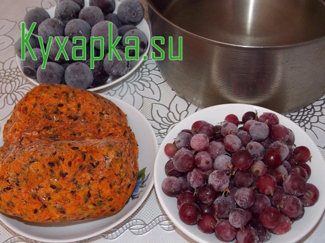 Как приготовить кисель из ягод в домашних