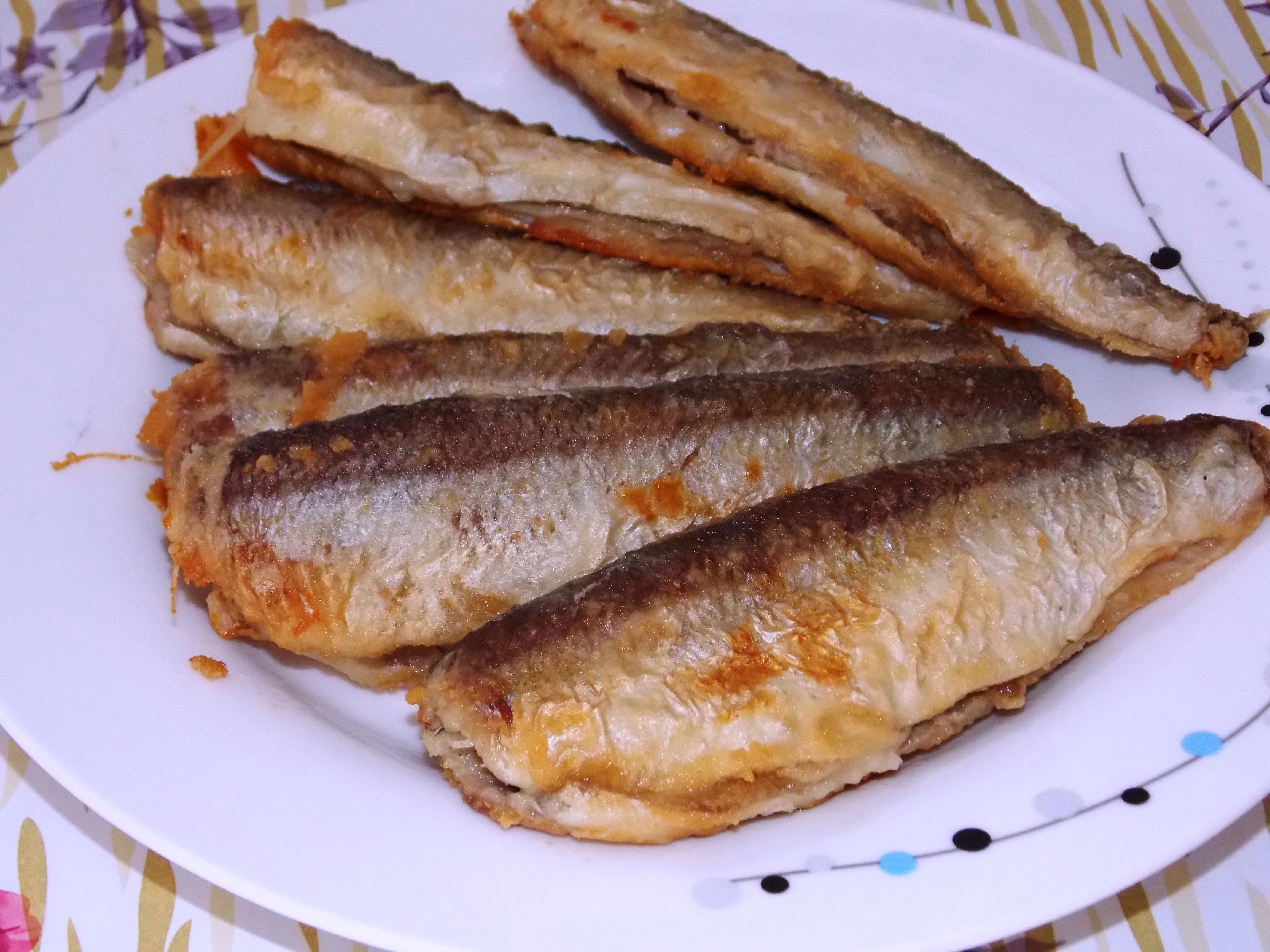 Жареная рыба фото Kyxapka.su